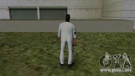 Traje Blanco para GTA Vice City segunda pantalla