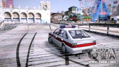 Daewoo FSO Polonez Caro Fire para GTA 4 visión correcta