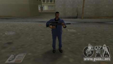 Retexture armas para GTA Vice City tercera pantalla