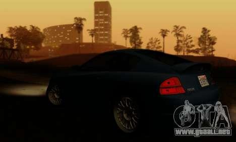 Fusilade GTA V para la vista superior GTA San Andreas