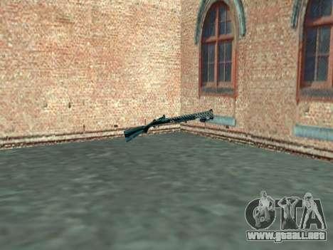 Un Nuevo Pack De Armas para GTA San Andreas segunda pantalla