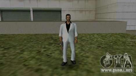 Traje Blanco para GTA Vice City