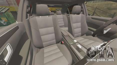 Mercedes-Benz B63 S Brabus para GTA 4 vista lateral