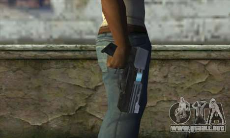 La pistola de Star Wars para GTA San Andreas tercera pantalla