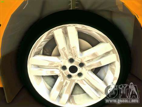 Toyota Carib para la visión correcta GTA San Andreas