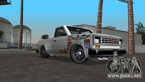 Bobcat Turbo para GTA Vice City left