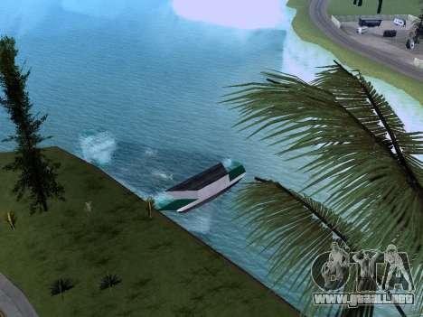 Los restos del naufragio v2.0 Final para GTA San Andreas