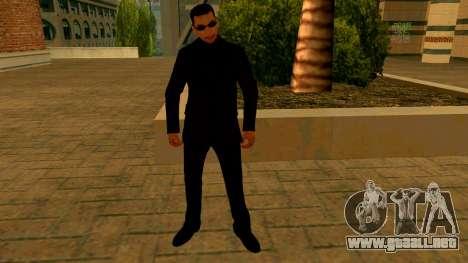 La nueva textura Wuzimu para GTA San Andreas