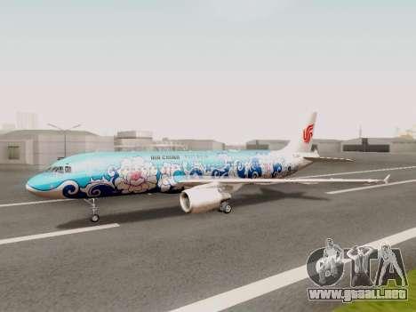 Airbus A320 Air China para GTA San Andreas