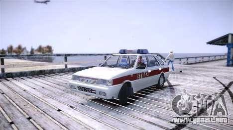 Daewoo FSO Polonez Caro Fire para GTA 4