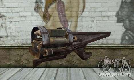 Lanzador de cohetes para GTA San Andreas