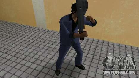 Armas de Caza pack 2 para GTA Vice City séptima pantalla