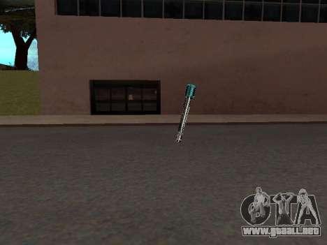 Un Nuevo Pack De Armas para GTA San Andreas sexta pantalla