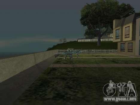 Un Nuevo Pack De Armas para GTA San Andreas quinta pantalla