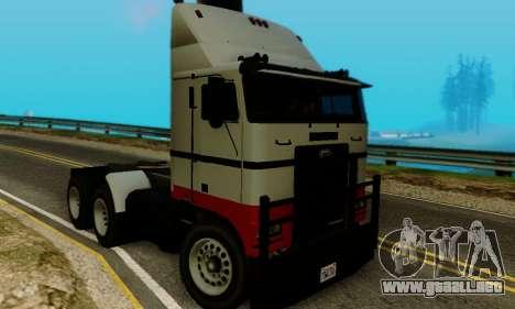 Hauler GTA V para GTA San Andreas