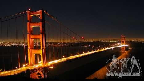 Pantallas de carga, de San Francisco para GTA 4 quinta pantalla
