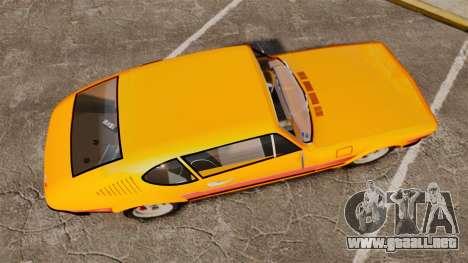 Volkswagen SP2 para GTA 4 visión correcta
