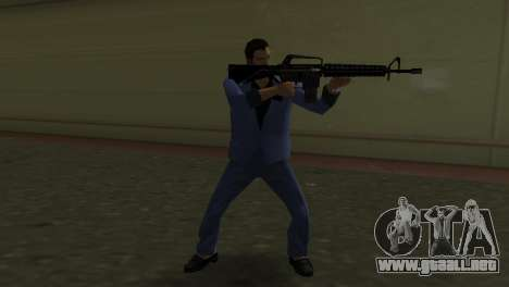 Armas de Caza pack 2 para GTA Vice City