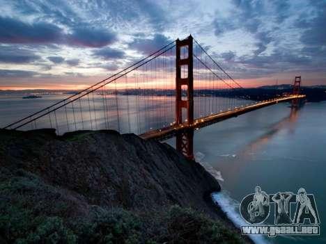 Pantallas de carga, de San Francisco para GTA 4 segundos de pantalla