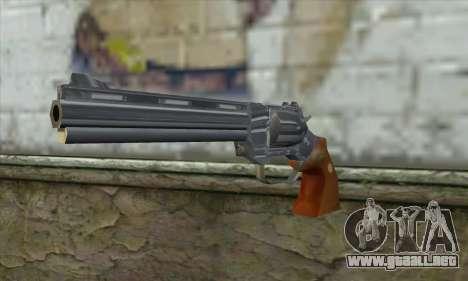 The Walking Dead Revolver para GTA San Andreas