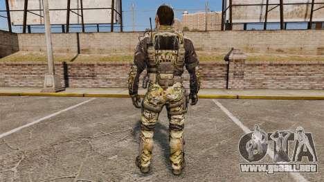 David Mason v2 para GTA 4 segundos de pantalla