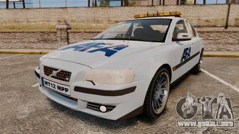Volvo S60 AFA [ELS] para GTA 4