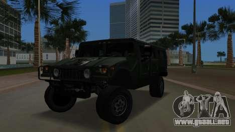 Hummer H1 Wagon para GTA Vice City