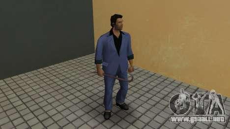 Armas de Caza para GTA Vice City sucesivamente de pantalla