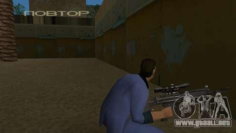 Retexture armas para GTA Vice City sucesivamente de pantalla