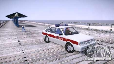 Daewoo FSO Polonez Caro Fire para GTA 4 left