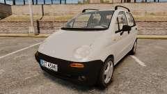 Daewoo Matiz SE 1998