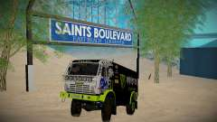 Pista de off-road para GTA San Andreas