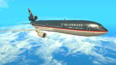 McDonnell Douglas MD-11 US Airways para GTA San Andreas