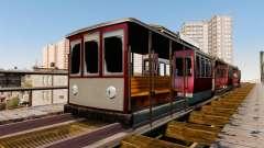El tranvía de San Andreas