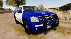 Chevrolet Tahoe 2008 LCPD [ELS] crossover para GTA 4