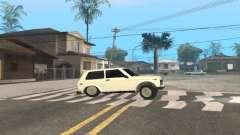 De los FLOREROS de 21214 Avtosh para GTA San Andreas
