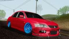 Mitsubishi Lancer MR Edition para GTA San Andreas