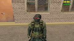 Кестрел Splinter Cell Conviction para GTA San Andreas