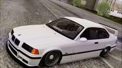 BMW M3 E36 Hellaflush para GTA San Andreas