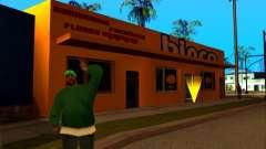 La nueva textura de la tienda Binco en LS