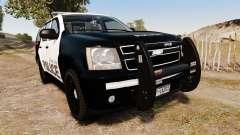Chevrolet Tahoe 2008 LCPD [ELS]
