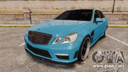 Mercedes-Benz B63 S Brabus para GTA 4