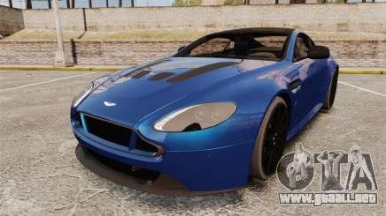 Aston Martin V12 Vantage S 2013 para GTA 4