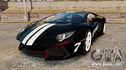 Lamborghini Aventador LP700-4 2012 [EPM] NFS para GTA 4