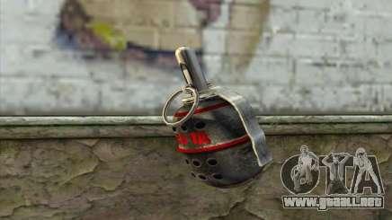 Granate de Stalker para GTA San Andreas
