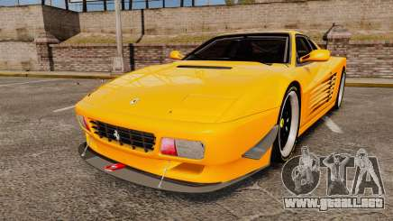 Ferrari Testarossa 512 TR v2.0 para GTA 4