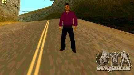 La nueva textura shmycr para GTA San Andreas
