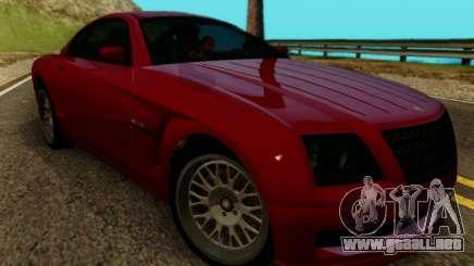 Fusilade GTA V para GTA San Andreas