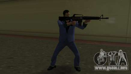 Armas de Caza pack 2 para GTA Vice City