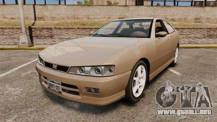 Dinka Chavos new wheels para GTA 4